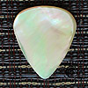 Abalone Tones Greenlip Abalone Guitar Plectrums