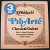 D'Addario EJ46-3D Classical Guitar Strings
