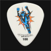 Dunlop Blackline Original Rocket Man 1.00mm Guitar Plectrums