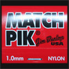 Dunlop Match Pik 1.00mm Guitar Plectrums