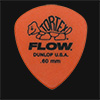 Dunlop Tortex Flow Standard 0.60mm Orange Guitar Plectrums