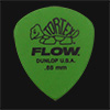 Dunlop Tortex Flow Standard 0.88mm Green Guitar Plectrums