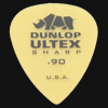 Dunlop Ultex Sharp 0.90mm Guitar Plectrums