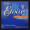 Elixir Nanoweb Electric Guitar Strings .009 - .046