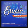 Elixir Nanoweb Electric Guitar Strings .012 - .052
