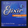 Elixir Nanoweb Electric Guitar Strings .010 - .046