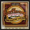 Ernie Ball Medium Light Earthwood 80/20 Bronze Guitar Strings .012 - .054