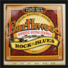 Ernie Ball Rock And Blues Earthwood 80/20 Bronze Guitar Strings .010 - .052