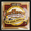 Ernie Ball Extra Soft Earthwood Silk & Steel Guitar Strings .010 - .050