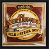 Ernie Ball Soft Earthwood Silk & Steel Guitar Strings .011 - .052