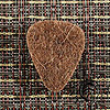 Felt Tones Mini Brown Wool Guitar Plectrums