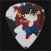 Fender Celluloid 351 Confetti Thin Guitar Plectrums