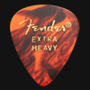 Fender Celluloid 351 Tortoiseshell Extra Heavy Guitar Plectrums