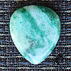 Jewel Tones China Jade Guitar Plectrums