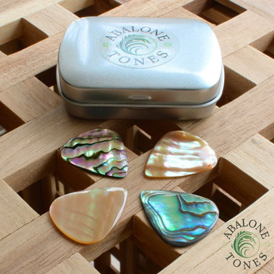 Abalone Tones - Variety Tin - Click Image to Close