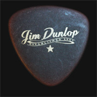 Dunlop Americana Large Triangle 3.00mm Guitar Plectrums