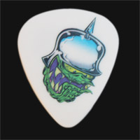 Dunlop Dirty Donny Bucket Head 1.00mm Guitar Plectrums