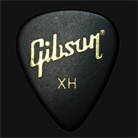 Gibson Standard Extra Heavy Guitar Plectrums