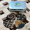 Tribal Tones Variety Pack Tin Guitar Plectrums